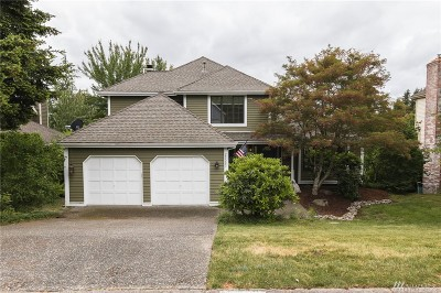 Kent Single Family Home For Sale: 25303 126th Ave SE