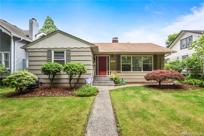 Single Family Home For Sale: 1219 22nd Ave