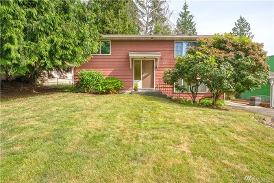Lynnwood Single Family Home For Sale: 5715 204th St SW