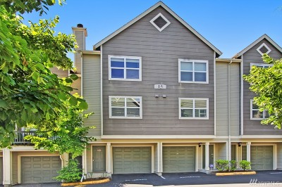 Lynnwood Condo/Townhouse For Sale: 3116 164th St SW #1307