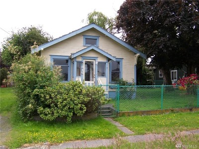 Anacortes Single Family Home For Sale: 815 26th St