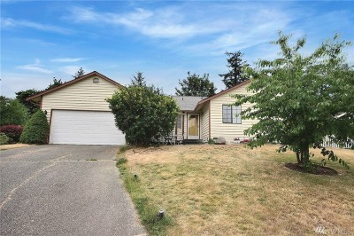 King County Single Family Home For Sale: 13739 SE 199th Place