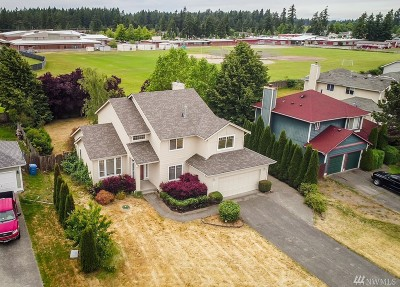 Spanaway Single Family Home For Sale: 21902 40th Ave E