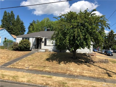 SeaTac Single Family Home For Sale: 17254 33rd Ave S