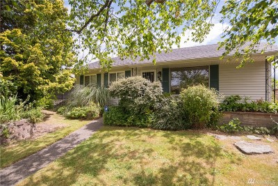 Seattle Single Family Home For Sale: 9232 13th Ave SW