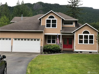 North Bend Single Family Home For Sale: 43233 SE 177th St