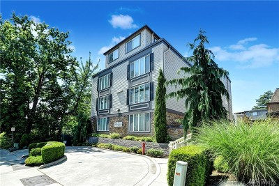 Condo/Townhouse Sold: 371 100th Ave NE #102