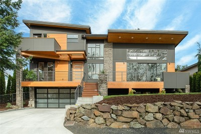 Kirkland Single Family Home For Sale: 1808 2nd St