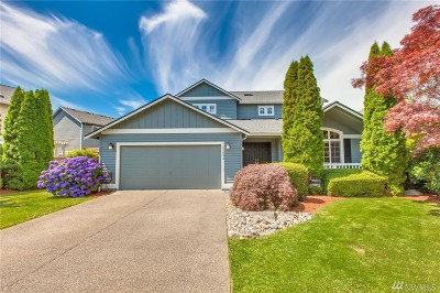 Kirkland Single Family Home Contingent: 12433 83rd Place NE