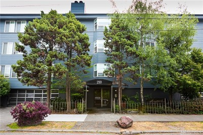 King County Condo/Townhouse For Sale: 210 Boylston Ave E #204