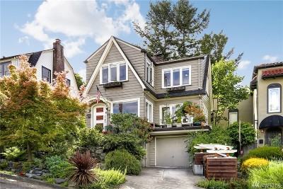 Tacoma Single Family Home For Sale: 305 N 4th St