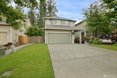 Bonney Lake Single Family Home For Sale: 10205 184th Ave E