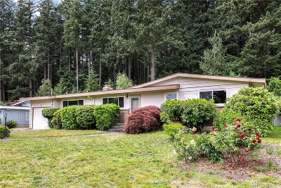Bellevue Single Family Home For Sale: 2643 153rd Ave SE