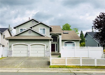 Lynnwood Single Family Home For Sale: 14825 23rd Place W