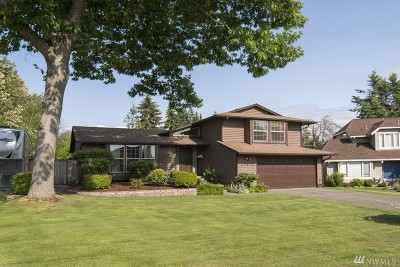 Kent Single Family Home For Sale: 23906 138th Ave SE