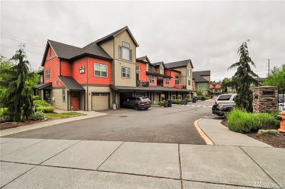 Bothell Condo/Townhouse For Sale: 19102 20th Dr SE #A201
