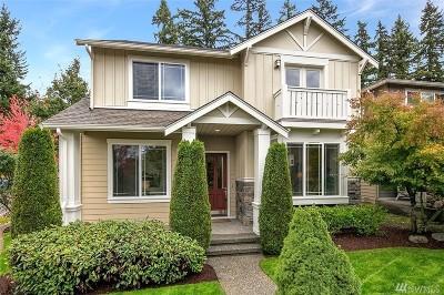 Redmond Single Family Home For Sale: 16715 NE 117th St