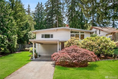 Bellevue Single Family Home For Sale: 15025 SE 43rd Place