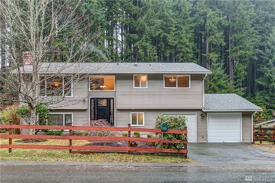 Woodinville Single Family Home For Sale: 17314 NE 156th St