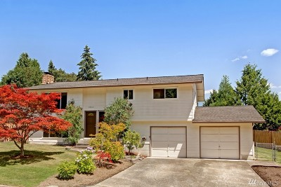 Bothell Single Family Home For Sale: 15412 110th Place NE
