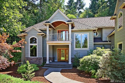 Gig Harbor Single Family Home For Sale: 6703 85th Ave NW