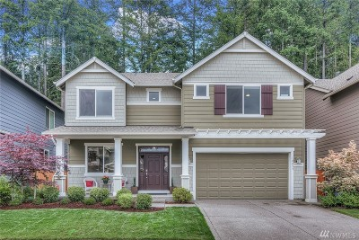 Gig Harbor Single Family Home For Sale: 10233 Sentinel Lp
