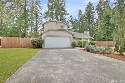 Spanaway Single Family Home For Sale: 23419 53rd Av Ct E
