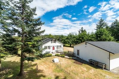 Oak Harbor Single Family Home Contingent: 4431 Monkey Hill Rd