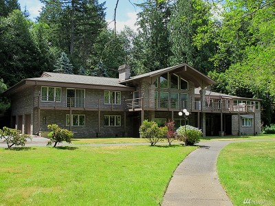 Gig Harbor Single Family Home For Sale: 5216 Rosedale St NW