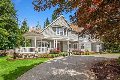 Woodinville Single Family Home For Sale: 21720 NE 136th Place