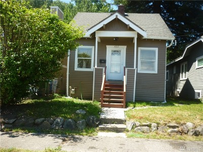 Seattle Single Family Home For Sale: 4717 30th Ave S