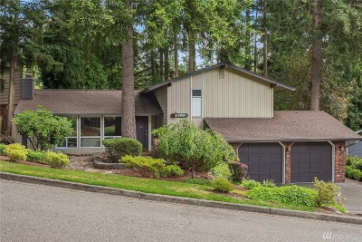 Bothell Single Family Home For Sale: 21829 1st Ave W