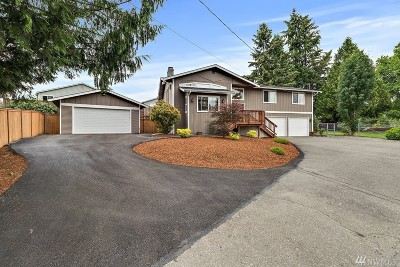 Puyallup Single Family Home For Sale: 9419 151st St E