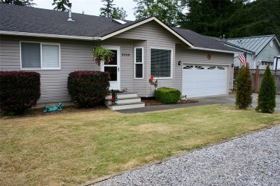 Sedro Woolley Single Family Home For Sale: 3059 Ridgeview Dr