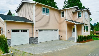 Burien Single Family Home For Sale: 13117 12th Ave S