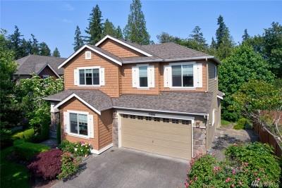 Redmond Single Family Home For Sale: 11956 176th Ave NE