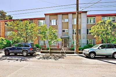 Condo/Townhouse For Sale: 1707 Boylston Ave #101