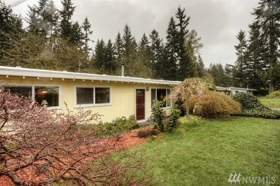 King County Single Family Home For Sale: 17624 SE 332nd Place