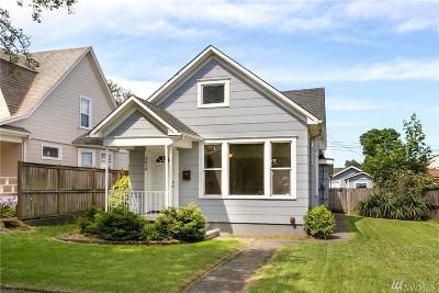 Tacoma Single Family Home For Sale: 3614 S Thompson Ave