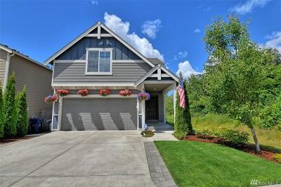 Marysville Condo/Townhouse For Sale: 8425 61st Place NE