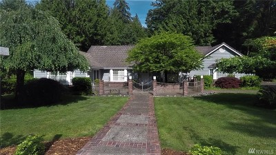 Olympia Single Family Home For Sale: 3036 43rd Ct NW
