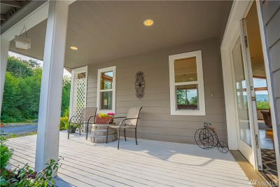 Monroe Single Family Home For Sale: 25617 Old Owen Rd