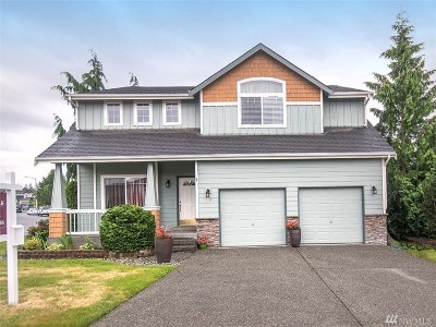 Mill Creek Single Family Home For Sale: 4212 135th St SE