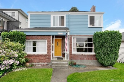 Tacoma Single Family Home For Sale: 1208 N K St