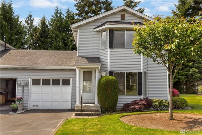Federal Way Condo/Townhouse For Sale: 32519 3rd Place S #4D