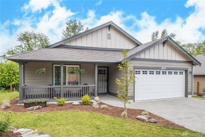 Sedro Woolley Single Family Home For Sale: 1616 Gateway Heights