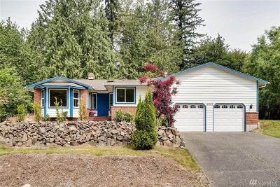 Snohomish Single Family Home For Sale: 18003 121st St SE