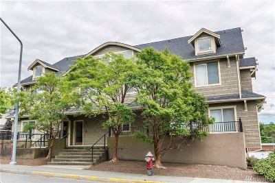 Bellingham WA Condo/Townhouse For Sale: $138,000