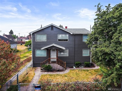 Tacoma Multi Family Home For Sale: 6238 S Montgomery St