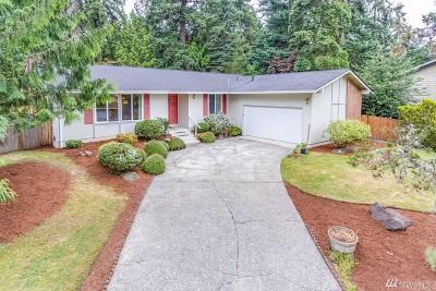 Single Family Home For Sale: 18217 NE 28th St